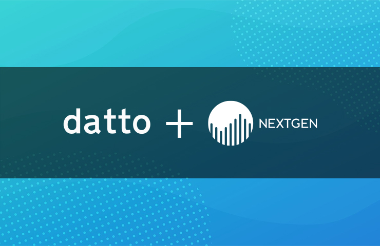 Datto selects NEXTGEN as first distributor in Southeast Asia