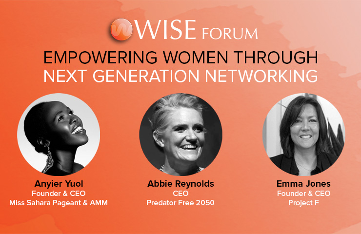 WISE 2020: Empowering Women Through Next Generation Networking